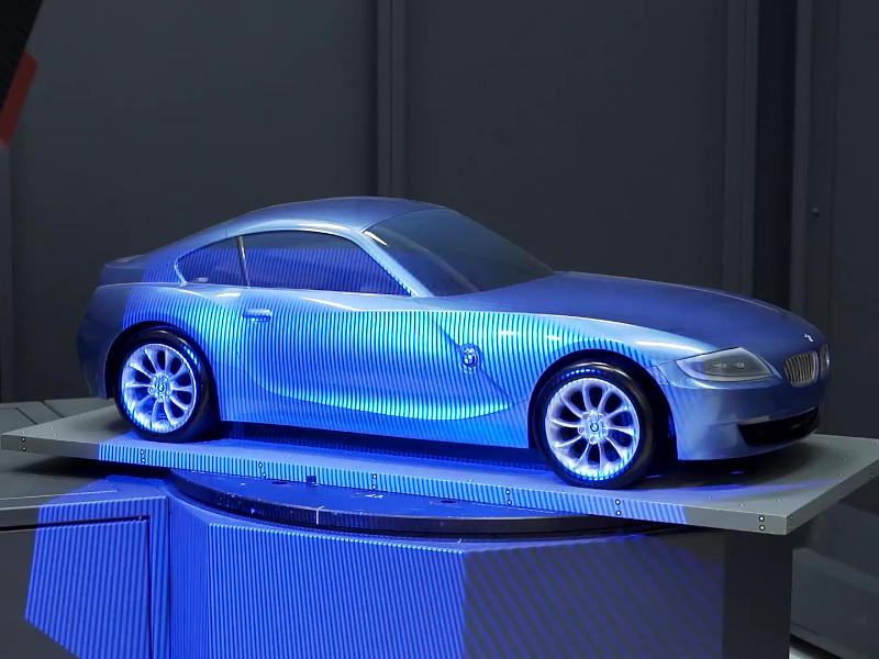 Macheta design auto