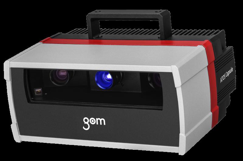 Scaner 3D - ATOS Capsule