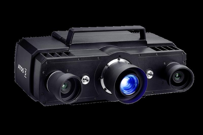Scaner 3D - ATOS 5