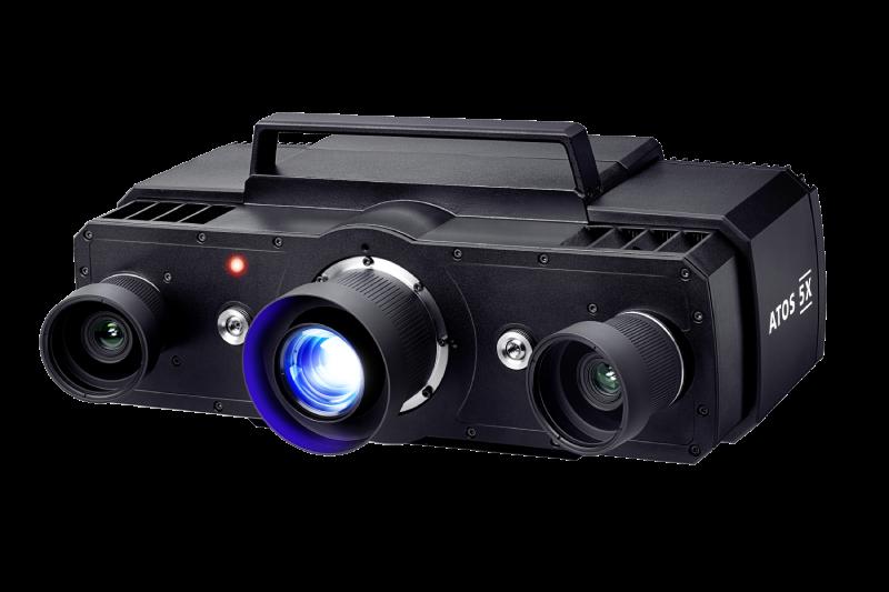 Scaner 3D - ATOS 5X