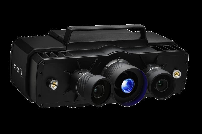 Scaner 3D - ATOS 5 Airfoil