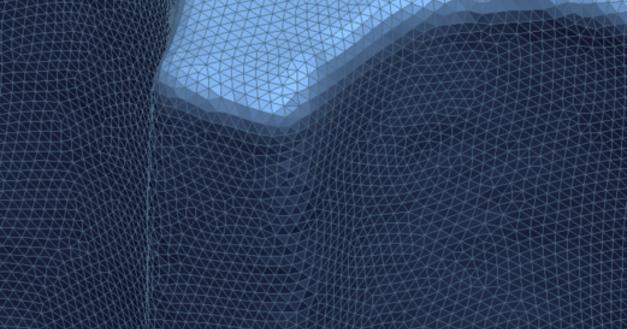 editare mesh