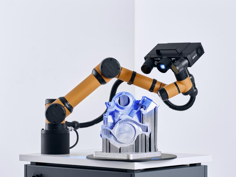 Scanner 3D pret accesibil