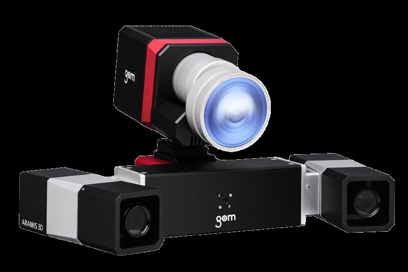 Scaner 3D - ATOS Compact Scan