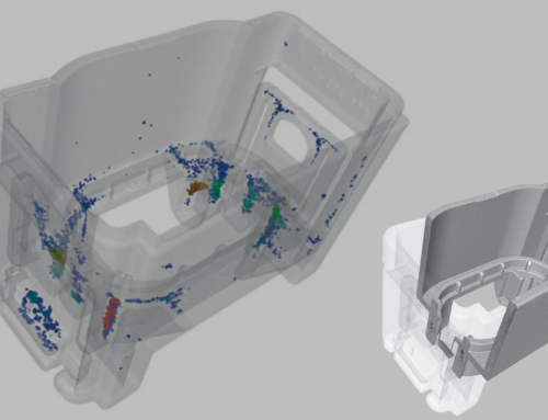 Tomografie computerizată (CT) în industria materialelor plastice